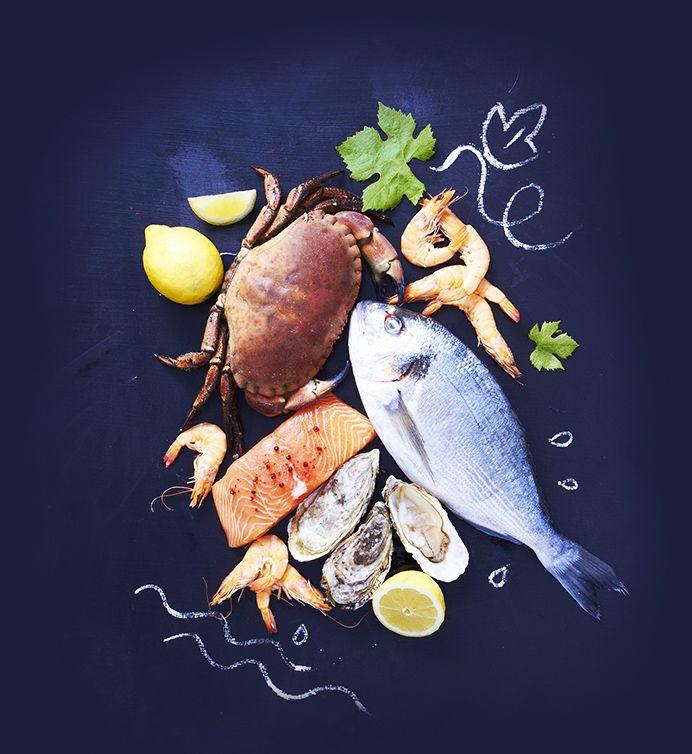 Avec mes poissons