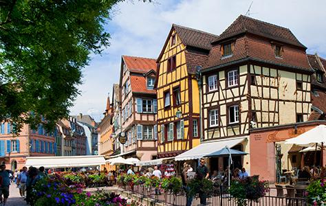 The Vineyard Destination and Landscape Discoveries in the Colmar region