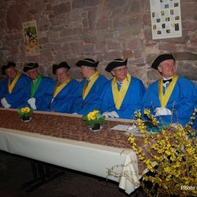 Ordre Œnophile (Wine Order) de Marlenheim et de la Couronne d'Or