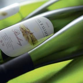 Production des vins d'Alsace