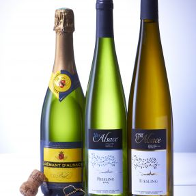 Marketing of Alsace wines
