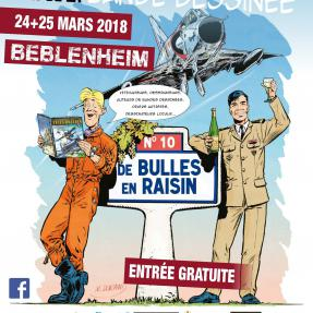 Salon de Bulle en Raisin