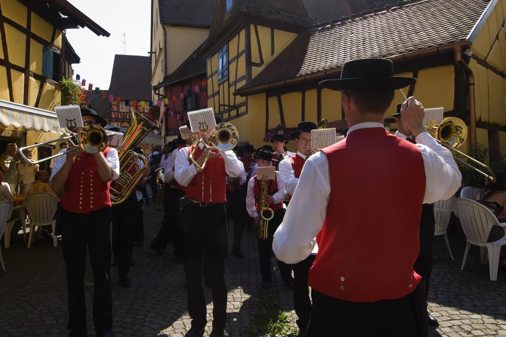 Ammerschwihr Wine Fair