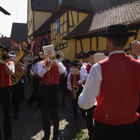 Foire aux vins d'Ammerschwihr