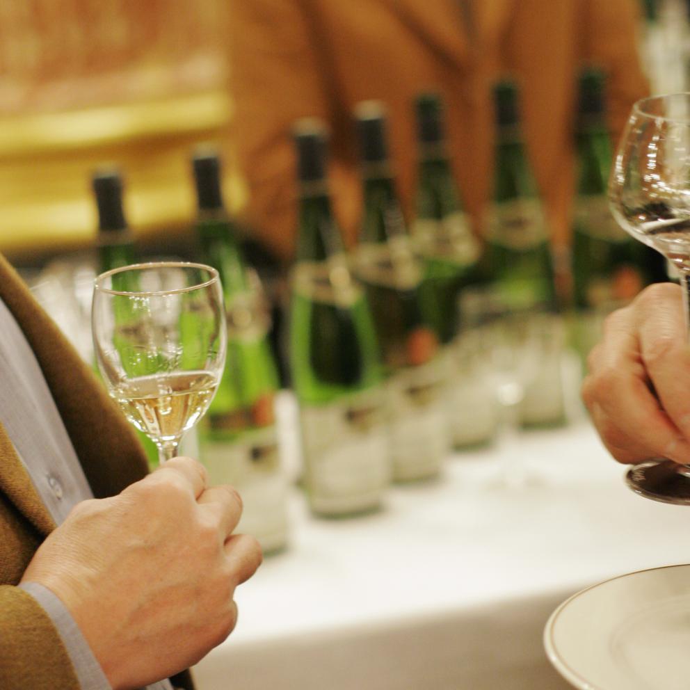 Salon des vins in Molsheim