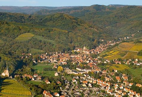 village d'Andlau