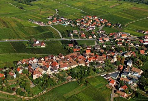 Couronne d'Or en Alsace