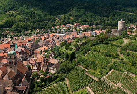 De Kaysersberg à Colmar