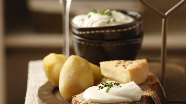 pommes de terre et bibelakaes