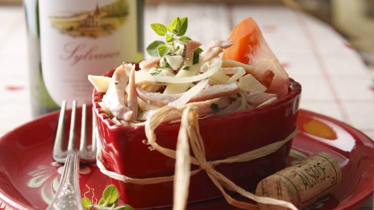 salade vigneronne