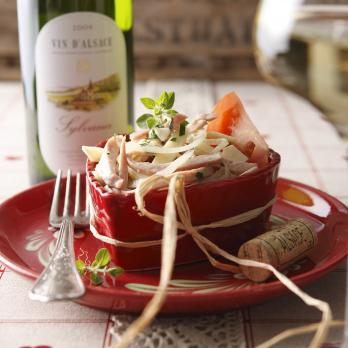 Alsace Cervelas Salad
