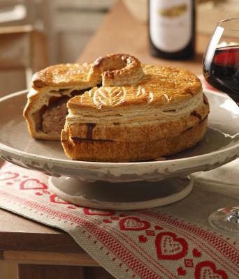 Pastete aus dem Munstertal