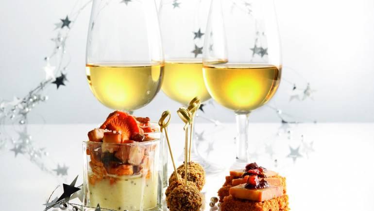 recette de bouch es au foie gras pour l 39 ap ritif vins d 39 alsace. Black Bedroom Furniture Sets. Home Design Ideas