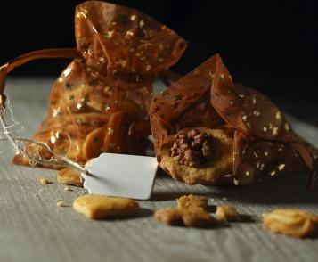 Bouchées aux noix