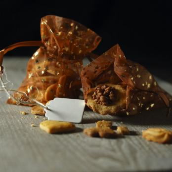 Walnut nibbles